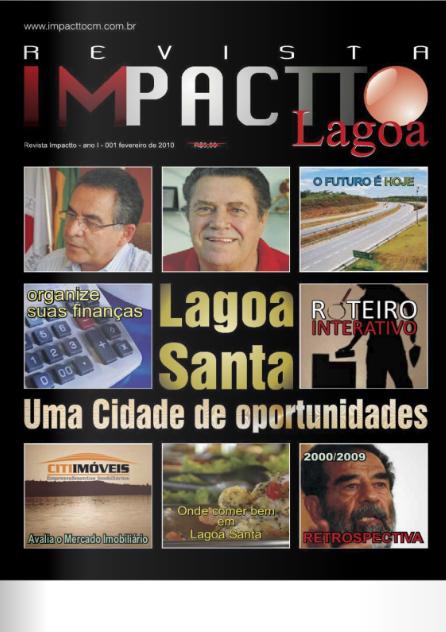 Revista Impactto - Edição 01