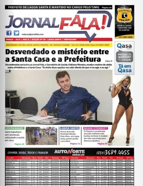 Jornal Fala - Edição  05
