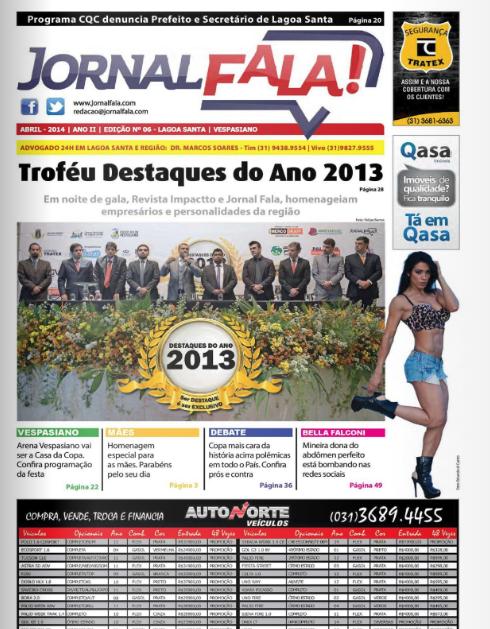Jornal Fala - Edição 06