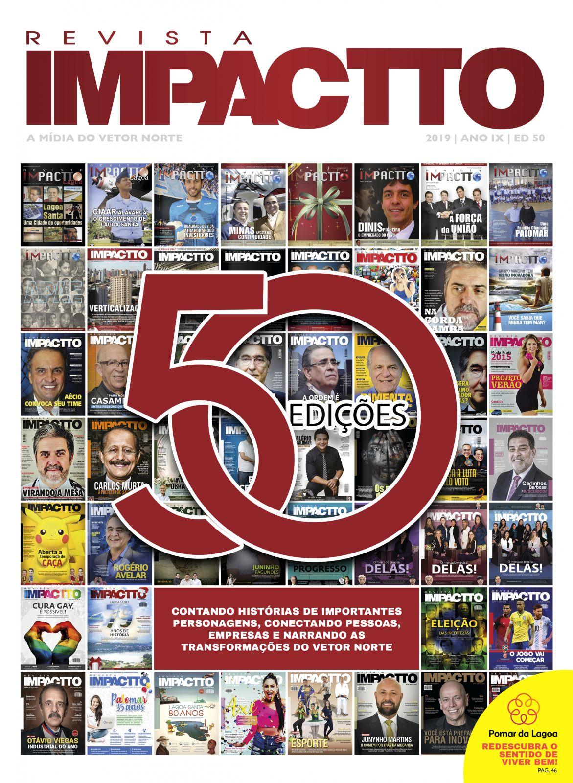 Revista Impactto - Edição 50