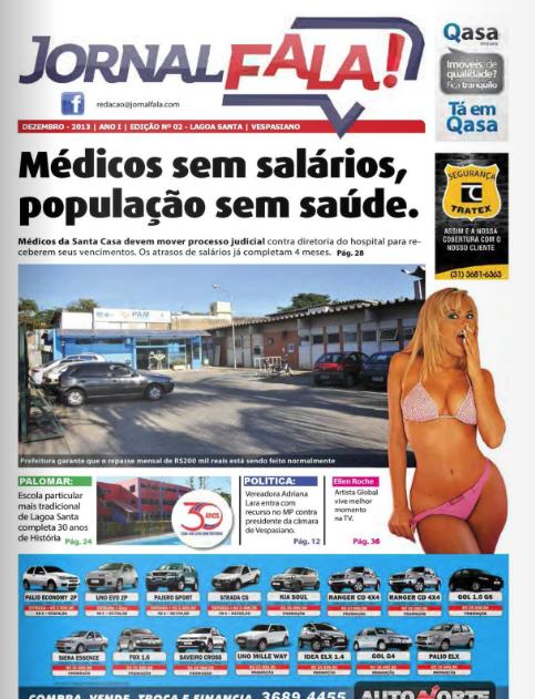Jornal Fala - Edição  02