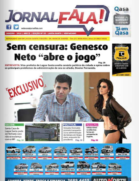 Jornal Fala - Edição 03