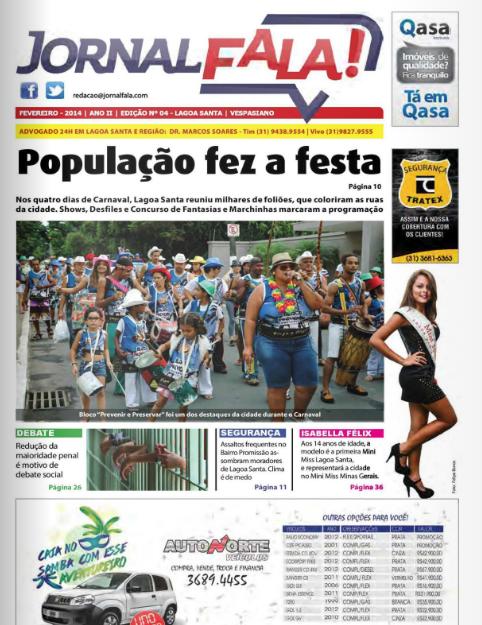 Jornal Fala - Edição 04