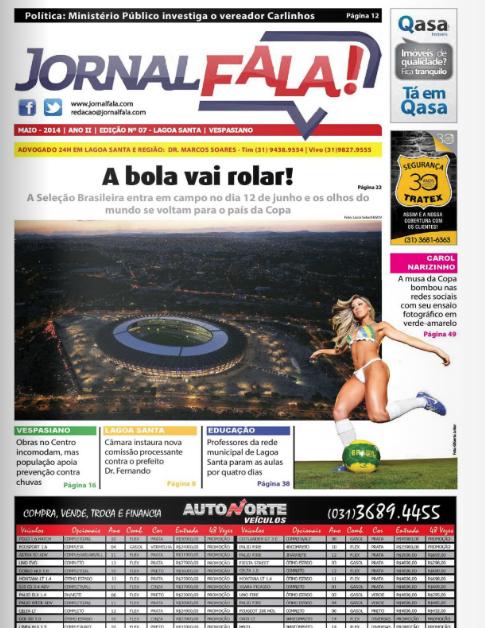 Jornal Fala - Edição  07