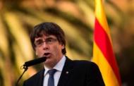 Parlamento catalão adia posse de ex-líder destituído, Puigdemont