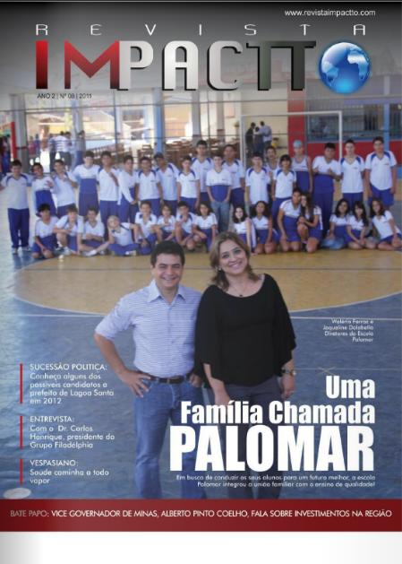 Revista Impactto - Edição 08