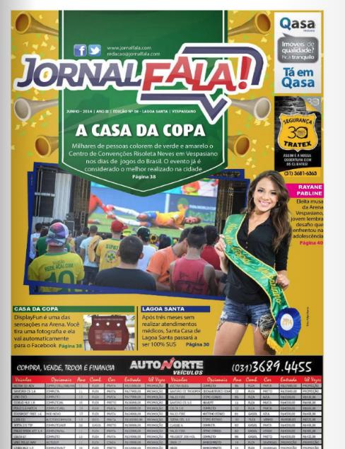 Jornal Fala - Edição 08