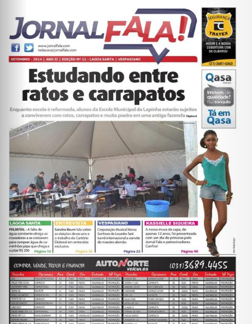 Jornal Fala - Edição 11