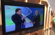 Temer defende reforma da Previdência no Programa Silvio Santos