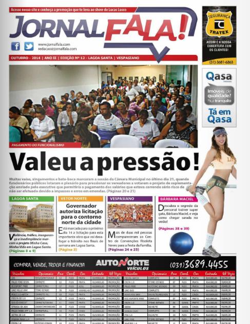 Jornal Fala - Edição  12