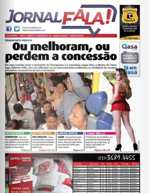 Jornal Fala - Edição 14