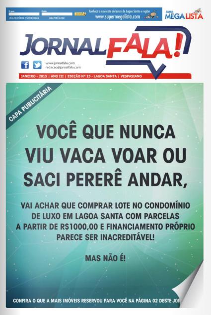 Jornal Fala - Edição 15