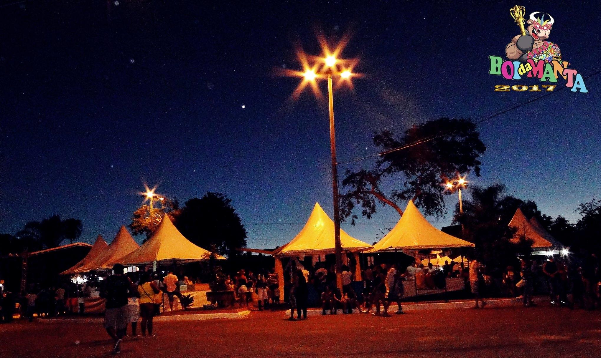 Inscrições para ocupar barracas no Boi e Carnaval de Confins terminam nesta sexta-feira (19)
