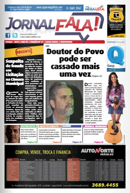 Jornal Fala - Edição 17