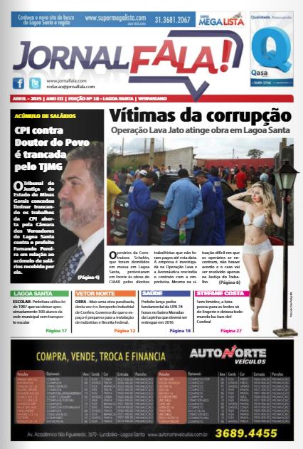 Jornal Fala - Edição 18