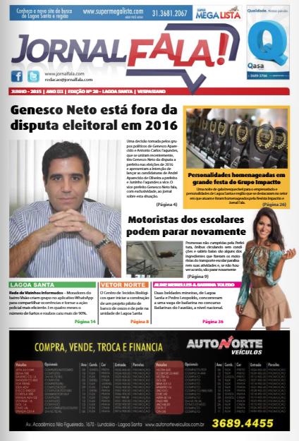 Jornal Fala - Edição 20