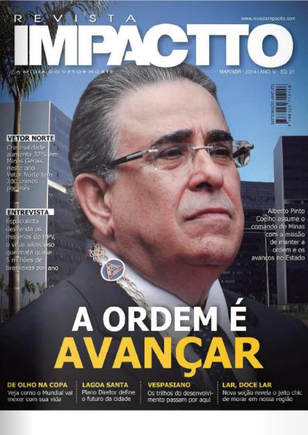 Revista Impactto - Edição 21