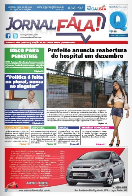 Jornal Fala - Edição 22