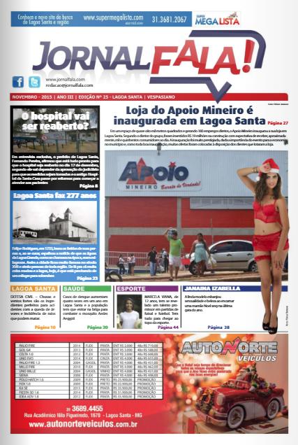 Jornal Fala - Edição 25
