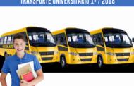 Edital para Transporte Universitário Gratuito é aberto em Lagoa Santa