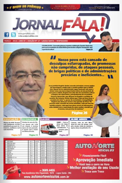 Jornal Fala - Edição 27