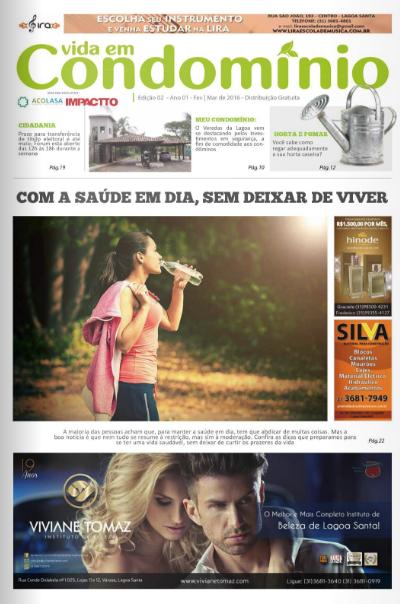 Jornal Vida em Condomínio - Edição 02