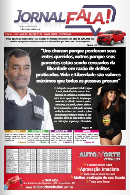 Jornal Fala - Edição 30