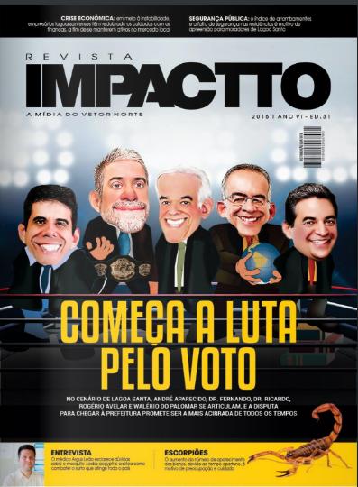 Revista Impactto - Edição 31