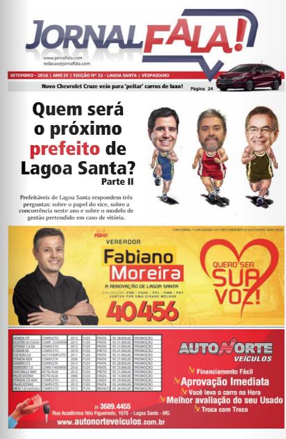 Jornal Fala - Edição 32