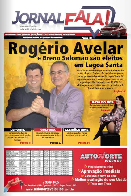 Jornal Fala - Edição 33
