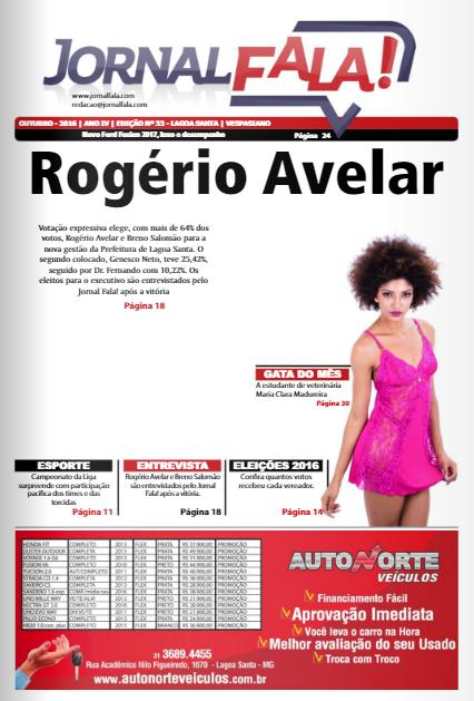 Jornal Fala - Edição 34