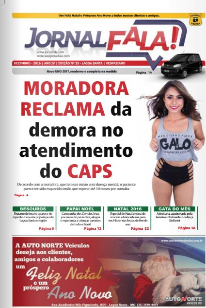 Jornal Fala - Edição 35