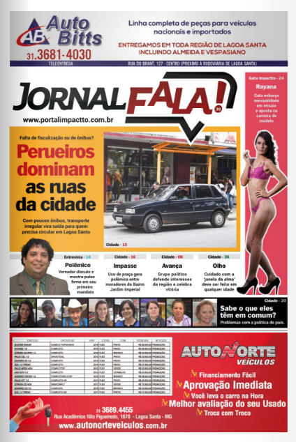 Jornal Fala - Edição 39