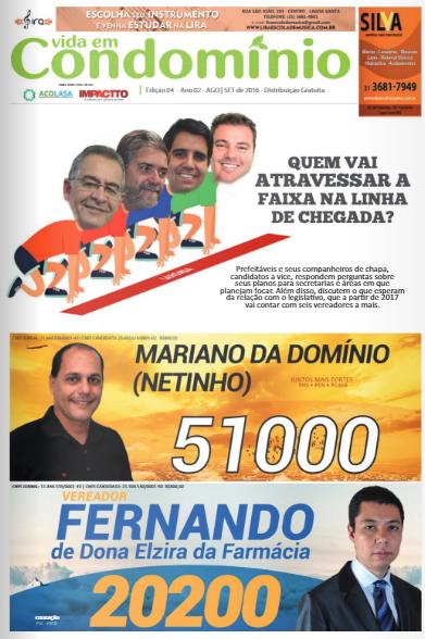 Jornal Vida em Condomínio - Edição 04