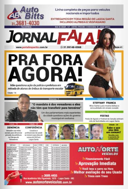 Jornal Fala - Edição 41