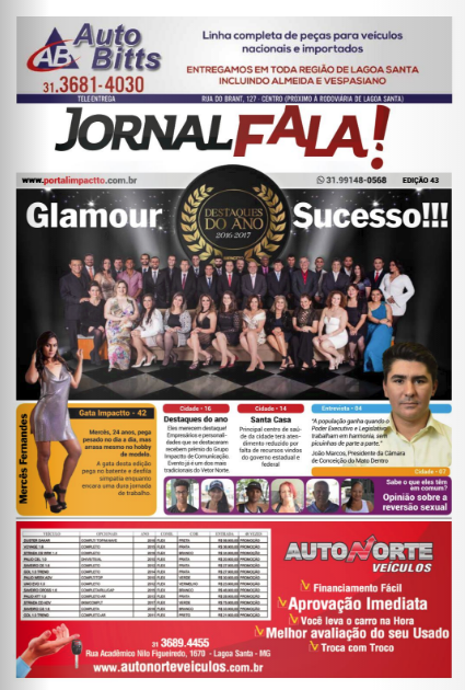 Jornal Fala - Edição 43