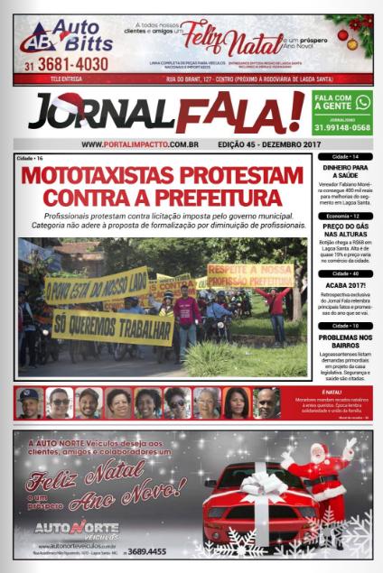 Jornal Fala - Edição 45