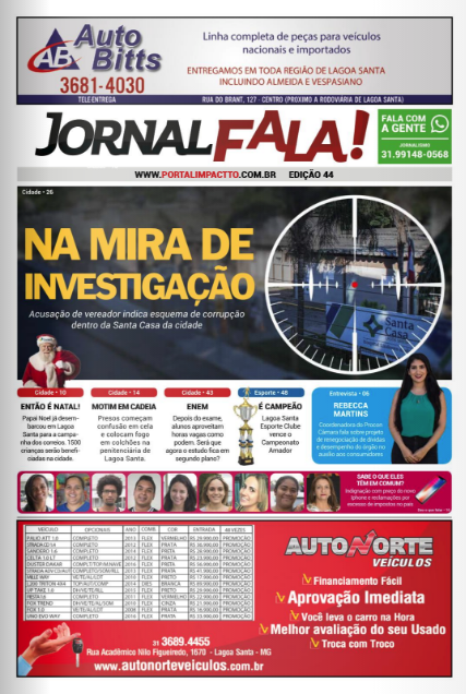 Jornal Fala - Edição 44