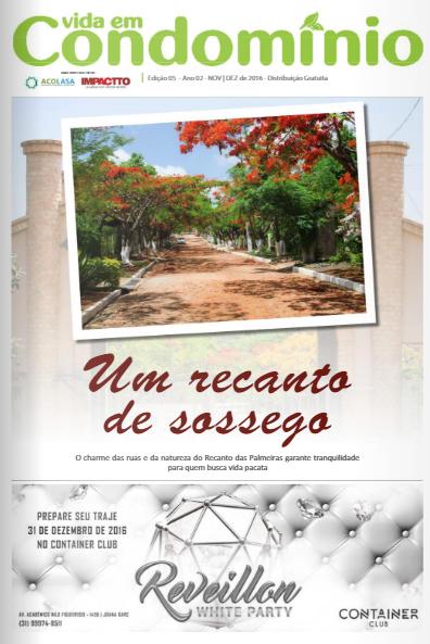 Jornal Vida em Condomínio - Edição 05