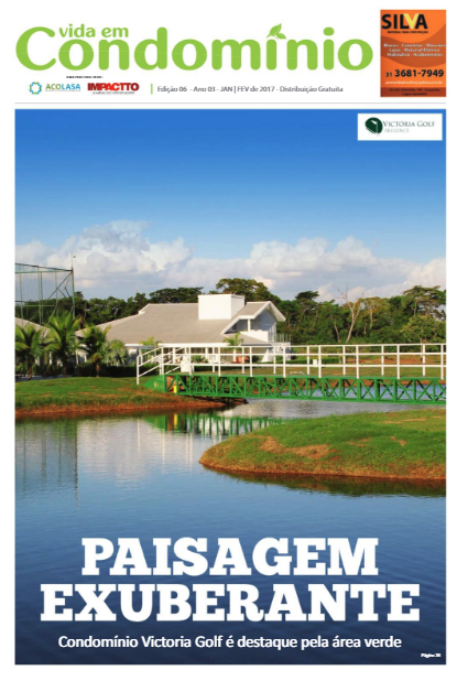 Jornal Vida em Condomínio - Edição 06