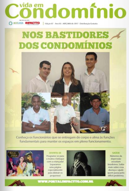Jornal Vida em Condomínio - Edição 07