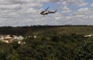PM realiza buscas em mata no bairro Promissão, em Lagoa Santa