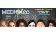 Inscrições abertas para cursos técnicos gratuitos do Mediotec