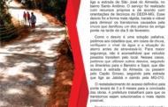 Após ponte cair entre Jaboticatubas e São José de Almeida, medida paliativa é tomada