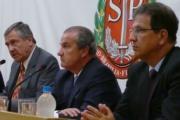 Secretário de Segurança propõe esforço de inteligência integrado ao ministro da Justiça