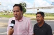Obras no Trevo de Holcim são concluídas pelo DEER-MG; prefeitos comentam
