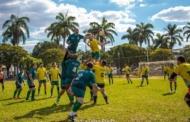 Rugby invade orla da Lagoa Central neste sábado em Lagoa Santa