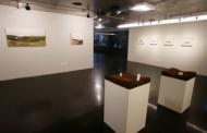 Artista lagoassantense expõe obras no BDMG Cultural, em BH