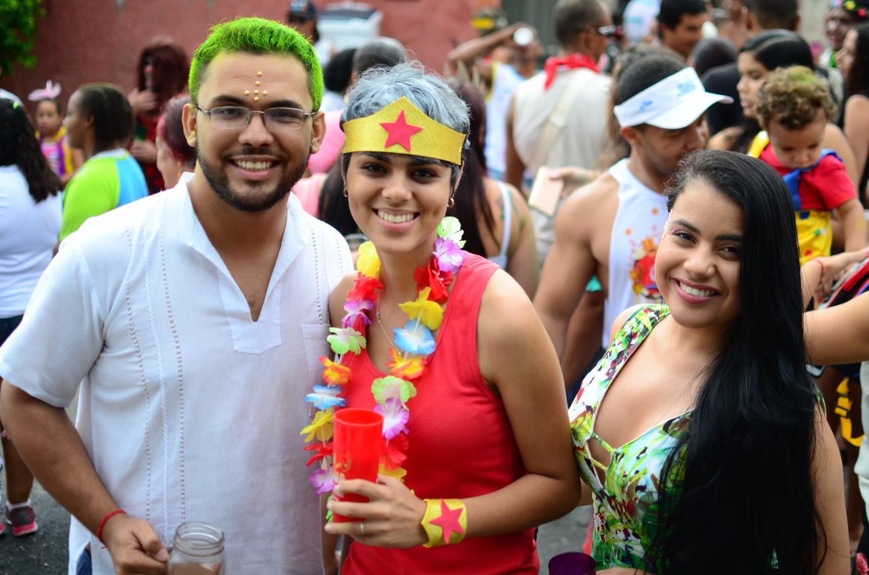 Cu pra lua - Carnaval Lagoa Santa 2018