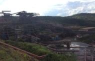 Extração de minério é interrompida em Conceição do Mato Dentro
